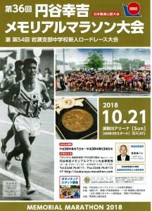 1810円谷幸吉メモリアルマラソン