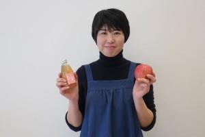 まざっせプラザ地域魅力発信・食のイベント「こまつ果樹園さんに教わるりんごの食べ方あれこれ。」開催報告