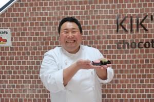 まざっせプラザ地域魅力発信・食のイベント「太田屋菓子店さんに教わる和菓子(ねりきり)作り」開催報告