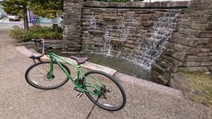 春のサイクリング・2時間コース(2020年4月22日)