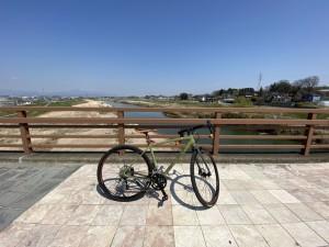 春のサイクリング・「緑ヶ丘方面」4時間コース(2020年4月10日)