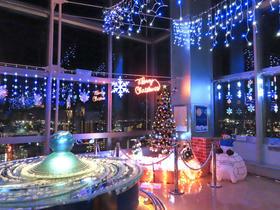 11月13日(金) ~ 12月25日(金) ◆郡山市ふれあい科学館スペースパークX'masイルミネーション
